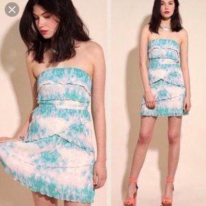 Urban Outfitters Drifter Kaleidoscope Mini Dress